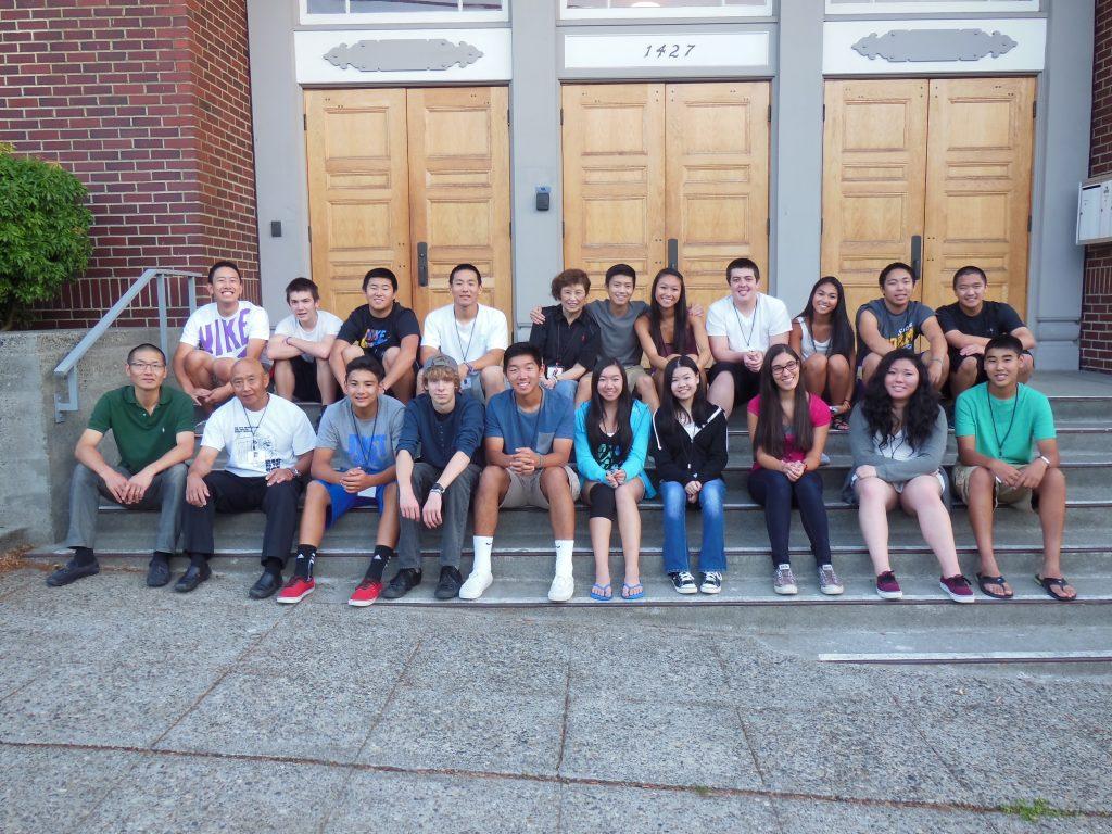 2014 NWYBL retreat participants